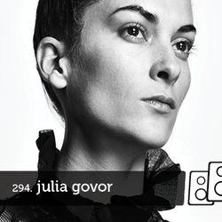 Soundwall Podcast #294: Julia Govor