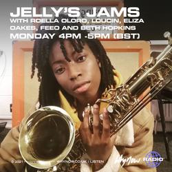 Jelly's Jams w/ Roella Oloro, Loucin, Eliza Oakes, feeo and Beth Hopkins - 14/06/21