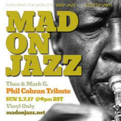 MADONJAZZ Philip Cohran Tribute