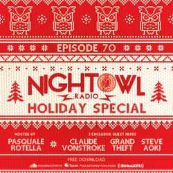 Night Owl Radio 070 ft. Claude VonStroke, Grandtheft and Steve Aoki
