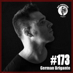 Get Physical Radio #173 mixed by German Brigante