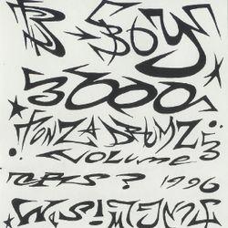 CRS? & B-Boy3000 - Tonz of Drumz vol.3 (tape.2 side.2)