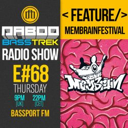 BASS TREK 68 with DJ Daboo on bassport.FM