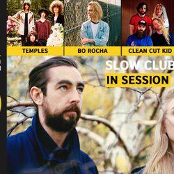 The Selector (Show 793 Ukrainian version) w/ Slow Club & Raf Rundell