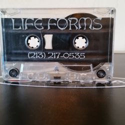 Daniel - Prana/Life Forms (side b.) 1994