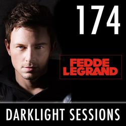 Fedde Le Grand - Darklight Sessions 174 (2013 Yearmix rerun)