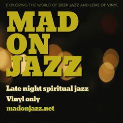 MADONJAZZ Late Night Spiritual Jazz | pt 1