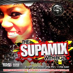 The SupaMix with @figadj Episode 95 on @Swurvradio (RNB/HIP HOP & Badboy) Dirty