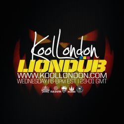LIONDUB - 10.31.18 - KOOLLONDON [HALLOWEEN D&B SPECIAL]