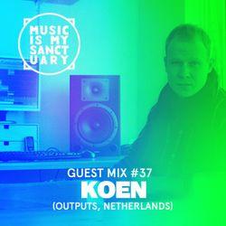 MIMS Guest Mix: KOEN (Outputs, Netherlands)