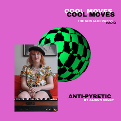 Anti-Pyretic w/ Alison Selby - EP.1 [Electronic Jam / Poetry Deconstruction / LGBT+ Discussion]