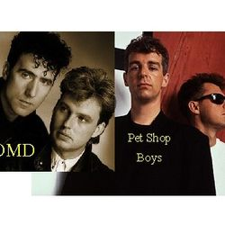 OMD and Pet Shop Boys