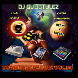 DJ GlibStylez - Boom Bap Soul Mix Vol.54 (Chilled Hip Soul & Lo-Fi Beats)