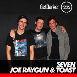 Seven - GetDarker Podcast 205