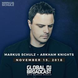 Global DJ Broadcast - Nov 15 2018