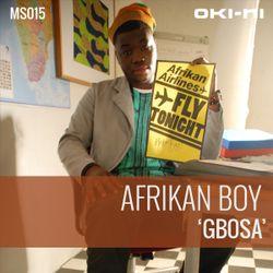 GBOSA by Afrikan Boy
