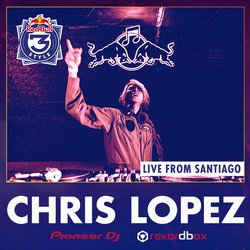 On The Floor – Chris Lopez at Red Bull 3Style Chile National Final