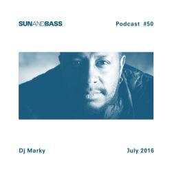 SUNANDBASS Podcast #50 - DJ Marky