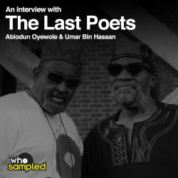 The Last Poets Interviewed for WhoSampled