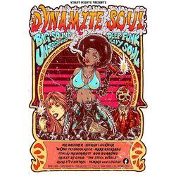 Dynamite Soul at Violet Nights, Bracknell.