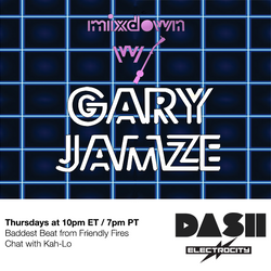 Mixdown with Gary Jamze October 18 2018