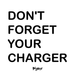 61e7179c5345f5 Boi Jeanius - Don t forget your Charger.