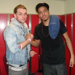 DJ Jonezy meets J Cole Interview & Mix