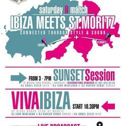 Karlos Sense / Ibiza Meets St.Moritz @ Vivai Club / 9.March.2013 / Ibiza Sonica