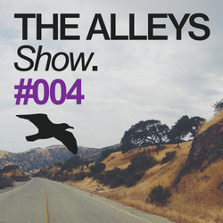 THE ALLEYS Show. #004 Luke Porter