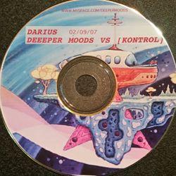 Darius Aleksandar - Live @ Deeper Moods vs [Kontrol] 02.09.07