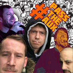 The Pass The Aux Show #1: feat. Dr Syntax & Andy Cooper