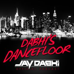 #105 - Dabhi's Dancefloor with Jay Dabhi (Live on NY's 92.3 AMP Radio - Mon-Fri at Noon)