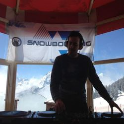 Ben Gomori - Snowbombing 2013 - Mountain Stage - Monday 1st April