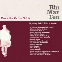 From the Vaults Vol 5 – Spacey D&B Mix: 1996