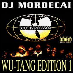 Boom Bap Session Wu-Tang Clan Edition 1