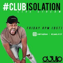 #ClubIsolation - instagram live Stream 22/05