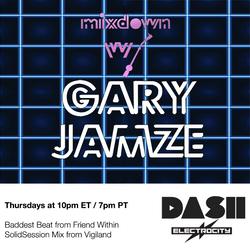 Mixdown with Gary Jamze February 21 2019