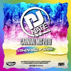 DJ Nate - Notting Hill Carnival Mix 2019 - Bashment & Soca