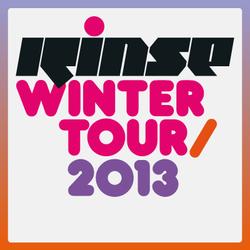 Rinse FM Show - Huxley - 18th February 2013