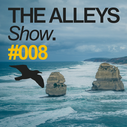 THE ALLEYS Show. #008 Kerry Leva