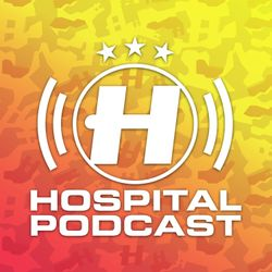 Hospital Podcast 401 with London Elektricity