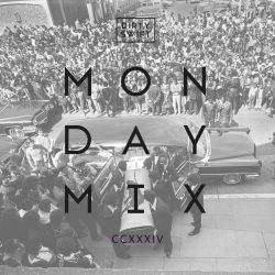 #MondayMix 234 by @dirtyswift - « Bad Boy Records Edition» 19.Mar.2018 (Live Mix)