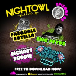 Night Owl Radio 044 ft. Richart Ruddie and Eric Prydz