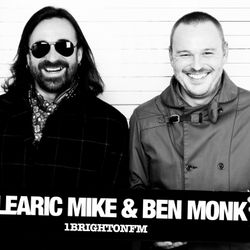 Balearic Mike & Ben Monk - 1 Brighton FM - 04/10/2017