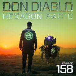 Don Diablo : Hexagon Radio Episode 158