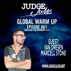 JUDGE JULES PRESENTS THE GLOBAL WARM UP EPISODE 661