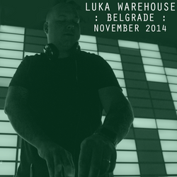 Alan Fitzpatrick - Recorded Live @ Luka Warehouse, Belgrade :: 15th November 2014
