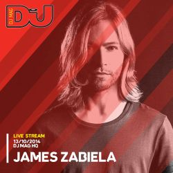 James Zabiela Live from DJ Mag HQ 13/10/2014