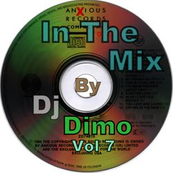 In The Mix Vol 7-  Session  :  Disco Life -Spring 2018