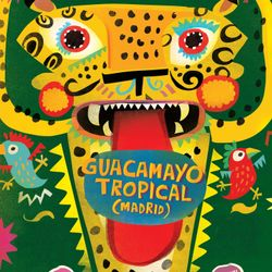 Guacamayo Tropical's Love Carnival Cumbia mix